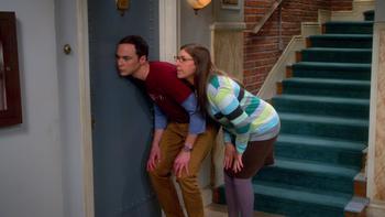 Episodio 2 (TTemporada 7) de The Big Bang Theory