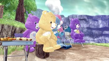 Episodio 19 (TTemporada 1) de Los osos amorosos: Bienvenidos a Mucho-Mimo