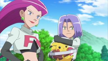 Episodio 28 (TXY) de Pokémon: XY