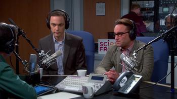 Episodio 10 (TTemporada 7) de The Big Bang Theory