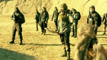 Episodio 12 (TTemporada 2) de The 100