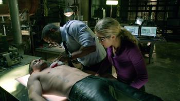 Episodio 14 (TTemporada 1) de Arrow