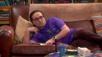 Episodio 15 (TTemporada 6) de The Big Bang Theory