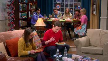 Episodio 16 (TTemporada 7) de The Big Bang Theory