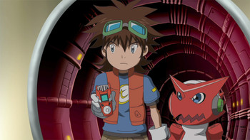 Episodio 5 (TDigimon Xros Wars: Temporada 1) de Digimon Fusion
