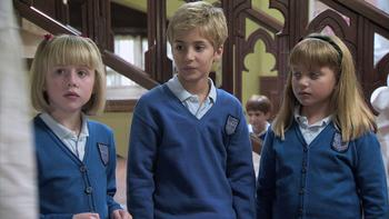 Episodio 2 (TTemporada 6) de El internado