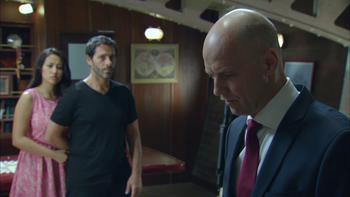 Episodio 15 (TEl Barco: Temporada 3) de El Barco