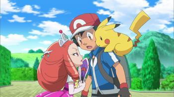Episodio 18 (TXY) de Pokémon: XY