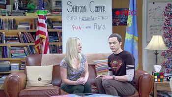 Episodio 17 (TTemporada 6) de The Big Bang Theory