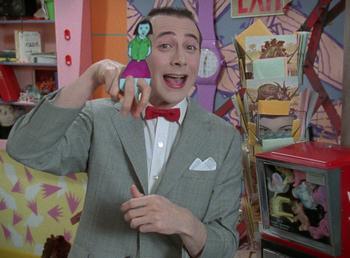 Episodio 7 (TTemporada 1) de Pee-wee's Playhouse