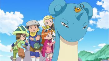 Episodio 48 (TXY) de Pokémon: XY