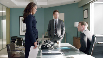 Episodio 5 (TTemporada 2) de Suits