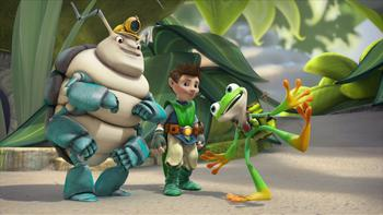 Episodio 20 (TTemporada 1) de Tree Fu Tom
