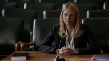 Episodio 1 (TTemporada 3) de Homeland