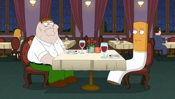 Episodio 14 (TTemporada 12) de Family Guy