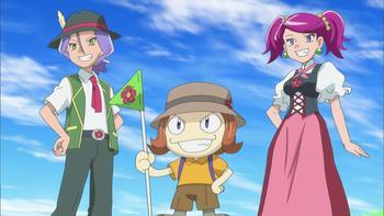 Episodio 26 (TXY) de Pokémon: XY