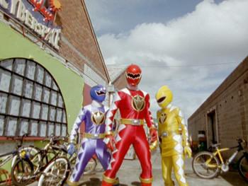 Episodio 7 (TPower Rangers Dino Thunder) de Power Rangers Dino Thunder