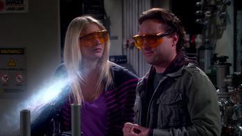 Episodio 5 (TTemporada 6) de The Big Bang Theory