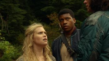 Episodio 3 (TTemporada 1) de The 100