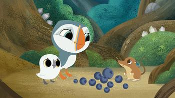 Episodio 13 (TTemporada 1) de Puffin Rock