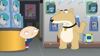 Episodio 8 (TTemporada 12) de Family Guy