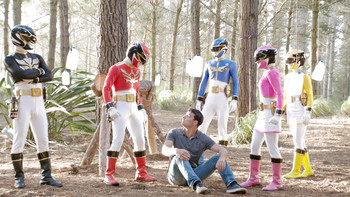 Episodio 4 (TMegaforce) de Power Rangers: Megaforce