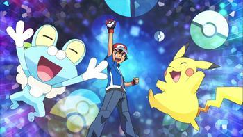 Episodio 34 (TXY) de Pokémon: XY