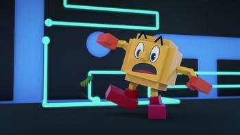 Episodio 22 (TTemporada 2) de Pac-Man y las Aventuras Fantasmales