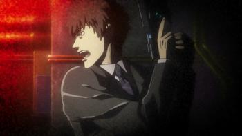 Episodio 6 (TPsycho-Pass  1) de Psycho-Pass
