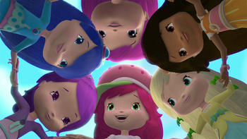 Episodio 4 (TTemporada 1) de Strawberry Shortcake: Berry Bitty Adventures