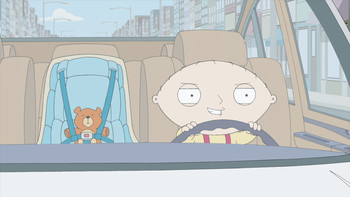 Episodio 4 (TTemporada 10) de Family Guy