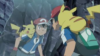 Episodio 36 (TXY) de Pokémon: XY