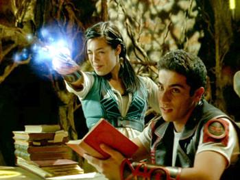 Episodio 3 (TPower Rangers Mystic Force) de Power Rangers Mystic Force