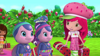 Episodio 8 (TTemporada 1) de Strawberry Shortcake: Berry Bitty Adventures