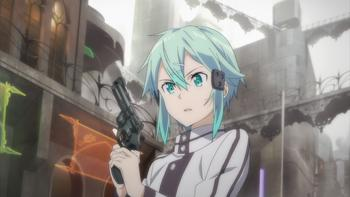 Episodio 3 (TTemporada 1) de Sword Art Online II