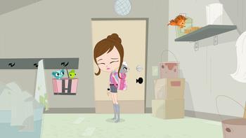 Episodio 9 (TTemporada 2) de Littlest Pet Shop