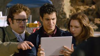 Episodio 12 (TTemporada 1) de Scorpion