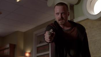 Episodio 11 (TTemporada 5) de Breaking Bad