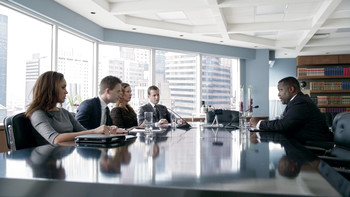 Episodio 13 (TTemporada 2) de Suits