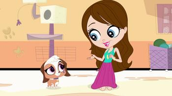 Episodio 25 (TTemporada 3) de Littlest Pet Shop