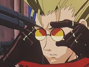 Episodio 4 (TThe Complete Series) de Trigun