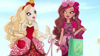 Episodio 1 (TTemporada 1) de Ever After High