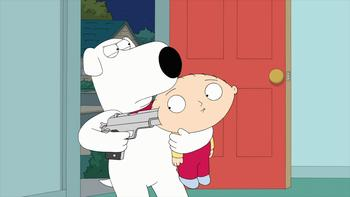 Episodio 21 (TTemporada 11) de Family Guy