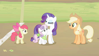 Episodio 5 (TTemporada 2) de My Little Pony: Friendship Is Magic