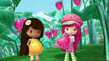 Episodio 20 (TTemporada 1) de Strawberry Shortcake: Berry Bitty Adventures
