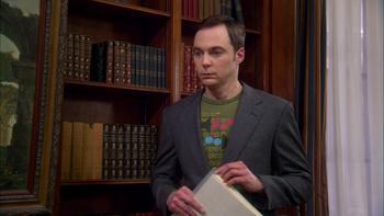 Episodio 21 (TTemporada 5) de The Big Bang Theory