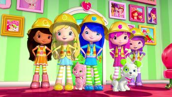 Episodio 2 (TTemporada 2) de Strawberry Shortcake: Berry Bitty Adventures