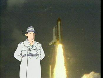 Episodio 24 (TThe Complete Series) de Inspector Gadget's Field Trip
