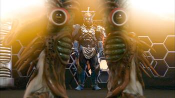 Episodio 18 (TMegaforce) de Power Rangers: Megaforce
