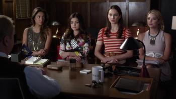 Episodio 3 (TTemporada 5) de Pretty Little Liars